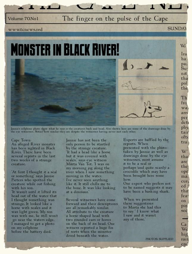 Black River Dragon (Part 01)