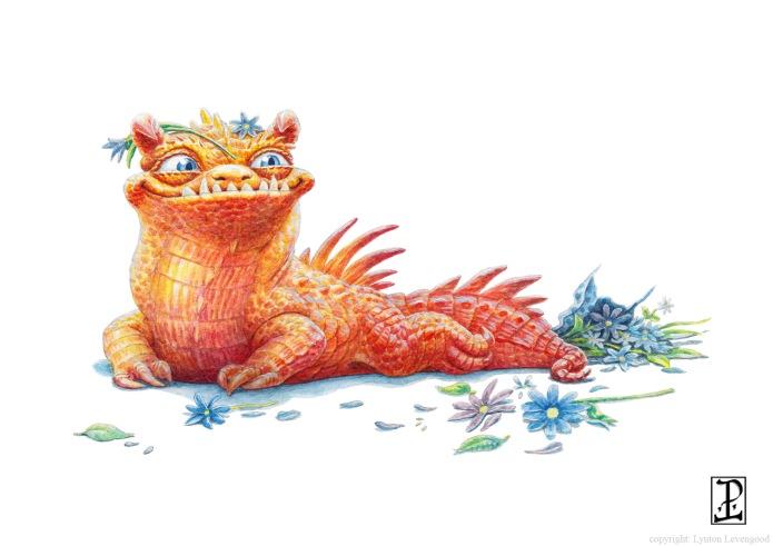 Petals Dragon _x1600_copyright